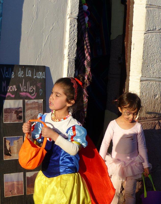 Halloween in San Pedro de Atacama