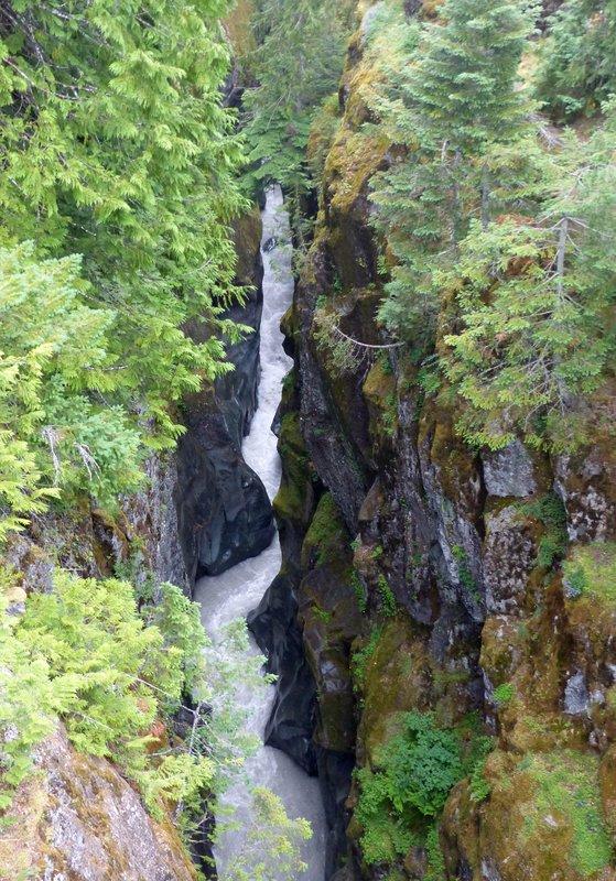 Box Canyon, Mount Rainier NP