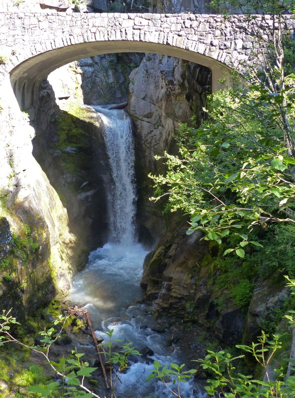 Christine Falls, Mount Rainier NP