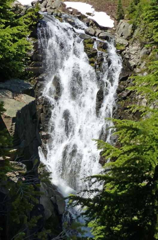 Myrtle Falls, Mount Rainier NP