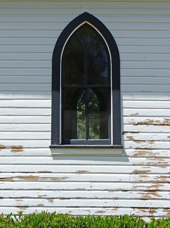 Little white church, Elbe WA