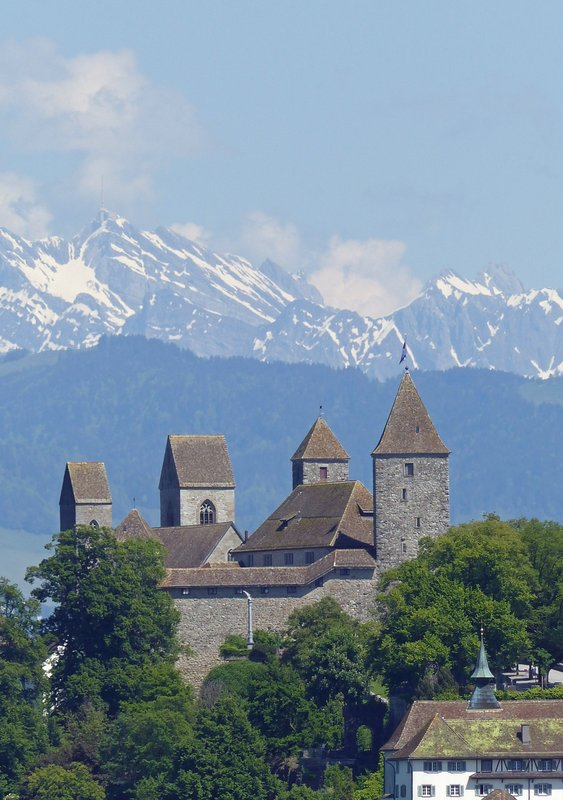 Castle in Rapperswil