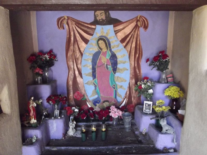 Our Lady of Guadelupe - Albuquerque