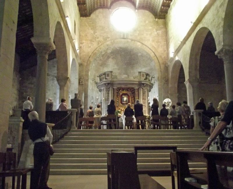 Wedding in the Lady Chapel - Ancona