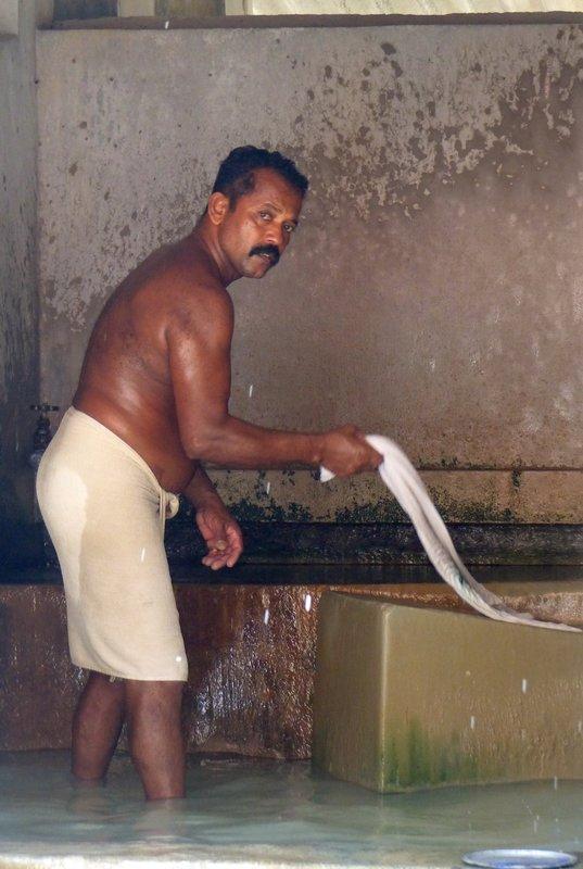 Dhoby wallah, Cochin