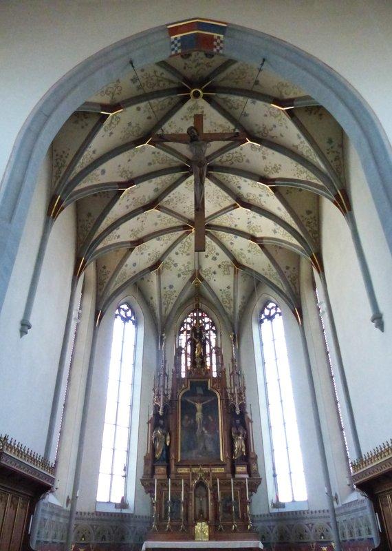 Parish church, Rapperswil