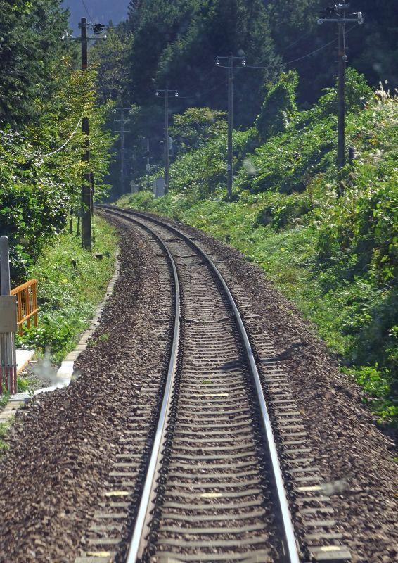 The route to Takayama - Takayama