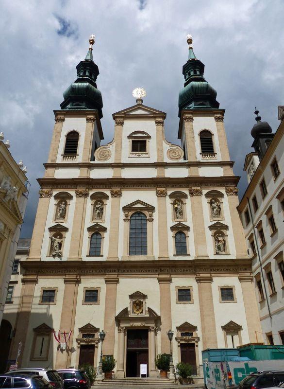 Jesuitenkirche - Vienna