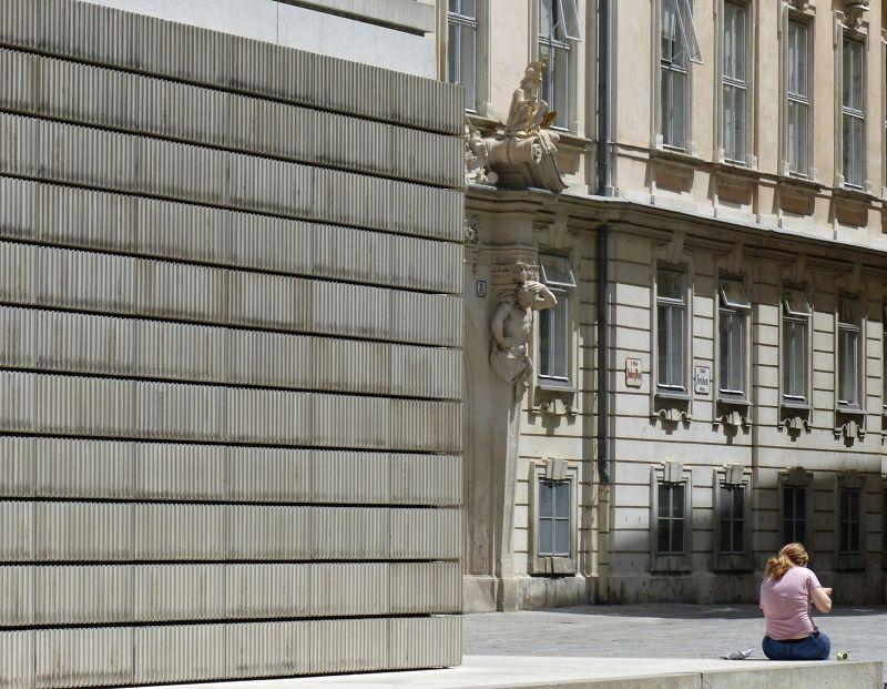 Judenplatz - Vienna