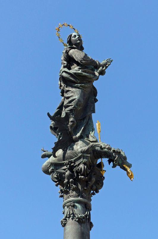 Mariensäule - Vienna
