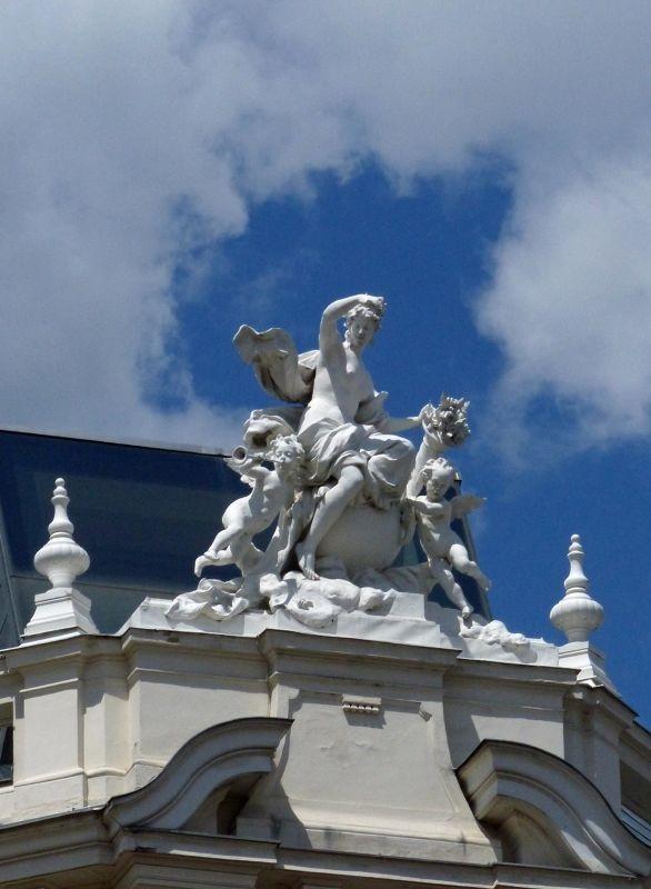 Freyung Baroque - Vienna