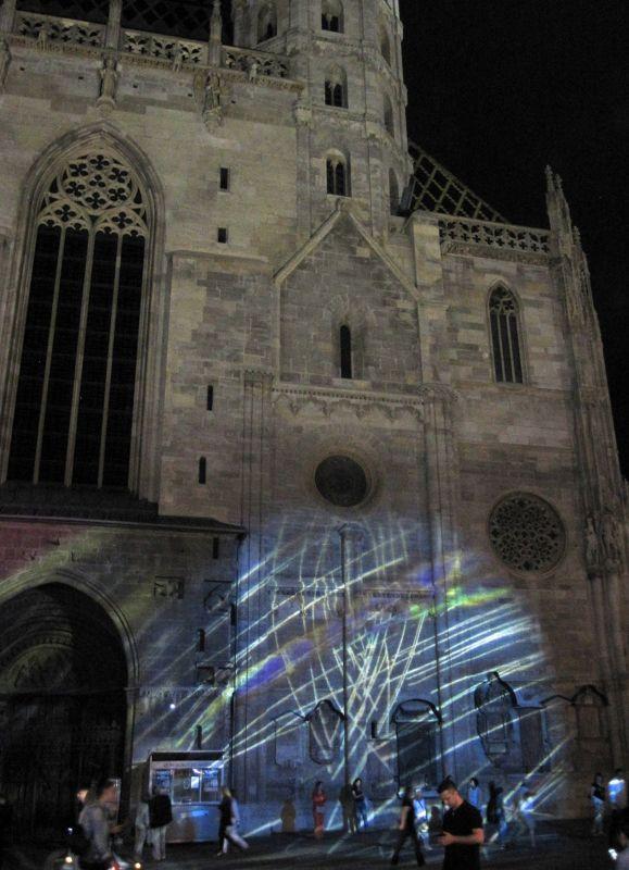 Stephansdom at night - Vienna