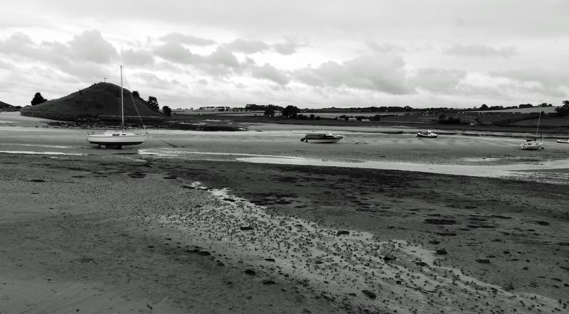 Estaury and Church Hill - Alnmouth