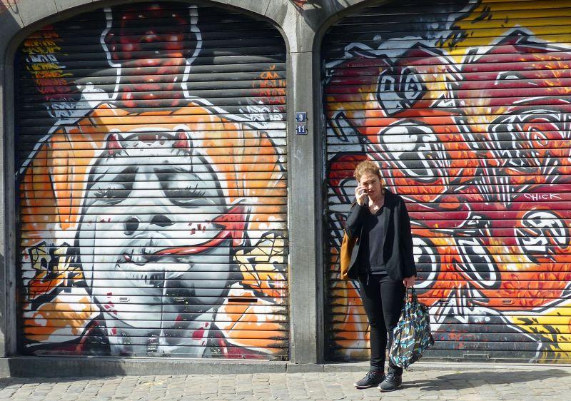 Liège street art - Liège
