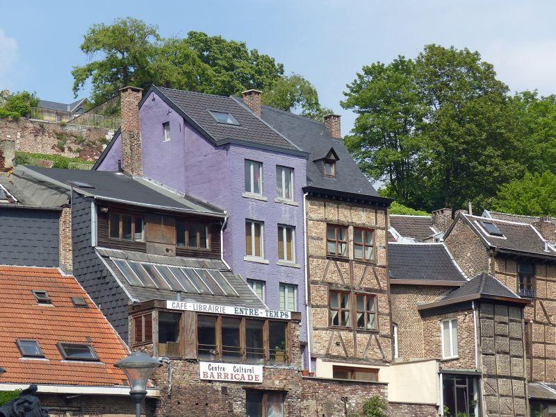 Liège houses - Liège