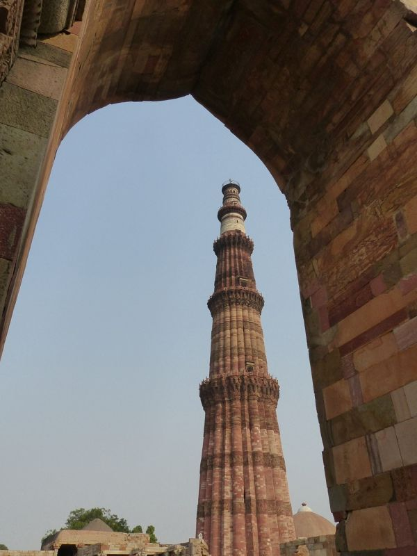 Qutb Minar - Delhi