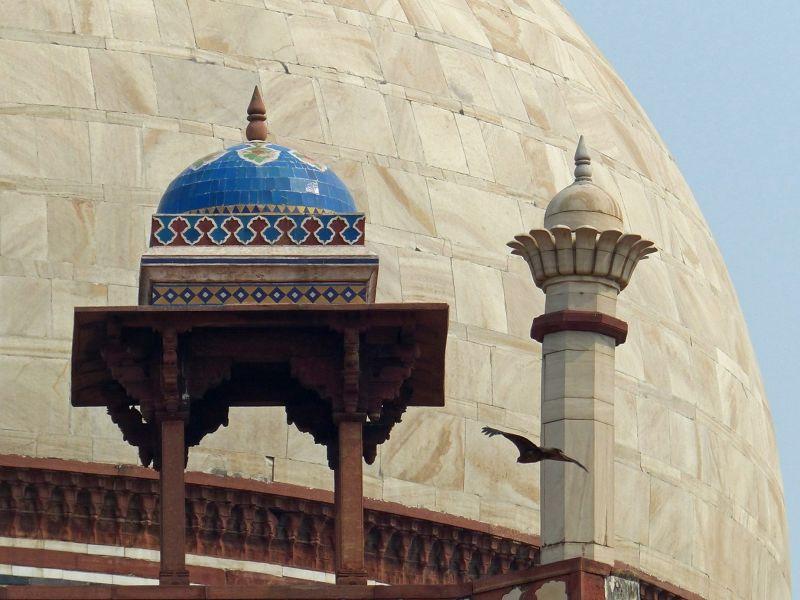 Humayun's Tomb - Delhi