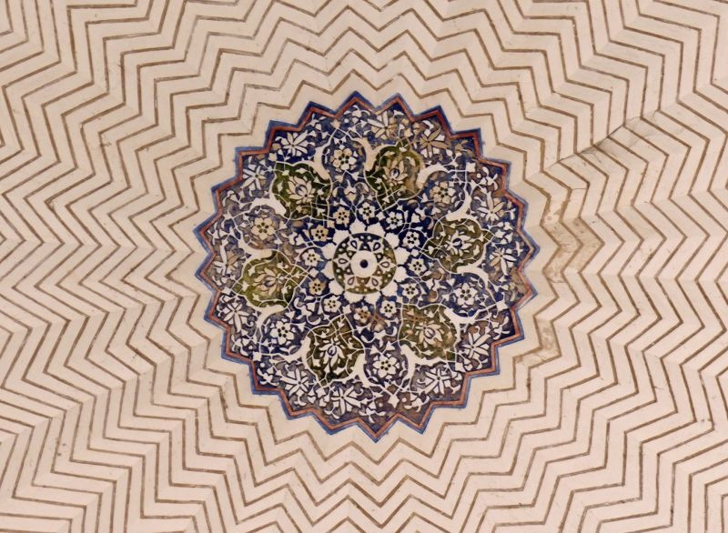 Entrance lobby ceiling - Delhi