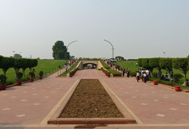 Raj Ghat - Delhi