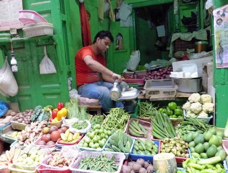 Chandni Chowk shop - Delhi
