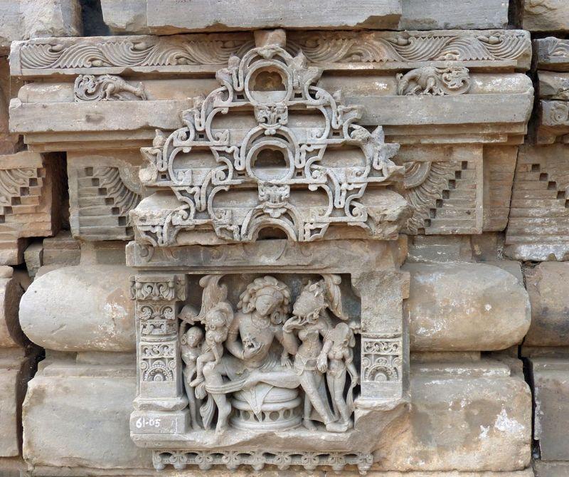 Harshat Mata Temple - Abhaneri