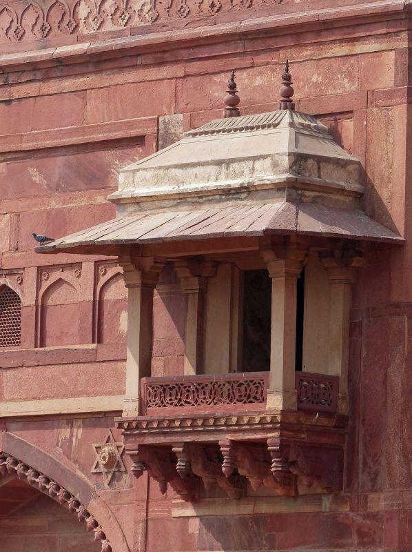 Jodha Bai's Palace - Fatehpur Sikri