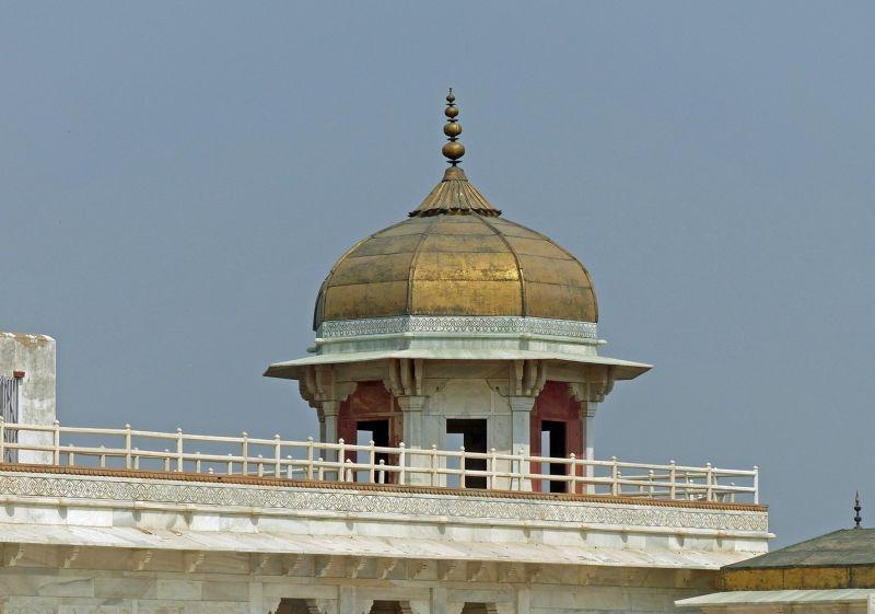 Khas Mahal, Agra Fort - Agra