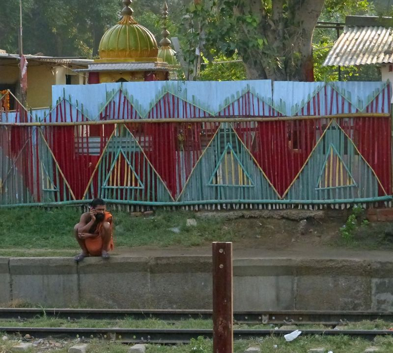 Agra station - Agra