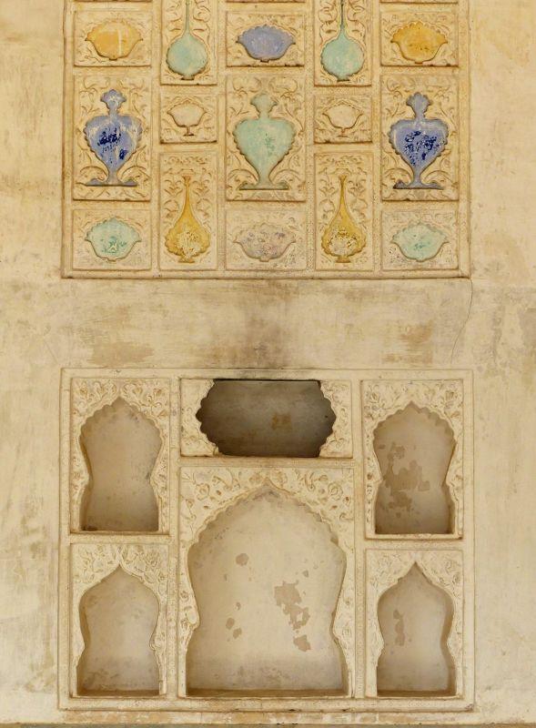 Sukh Mandir detail - Amer