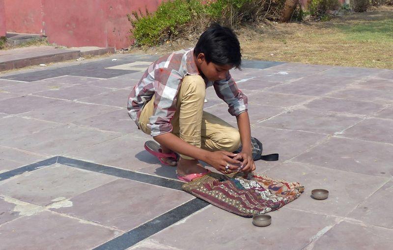 Magic tricks - Jaipur