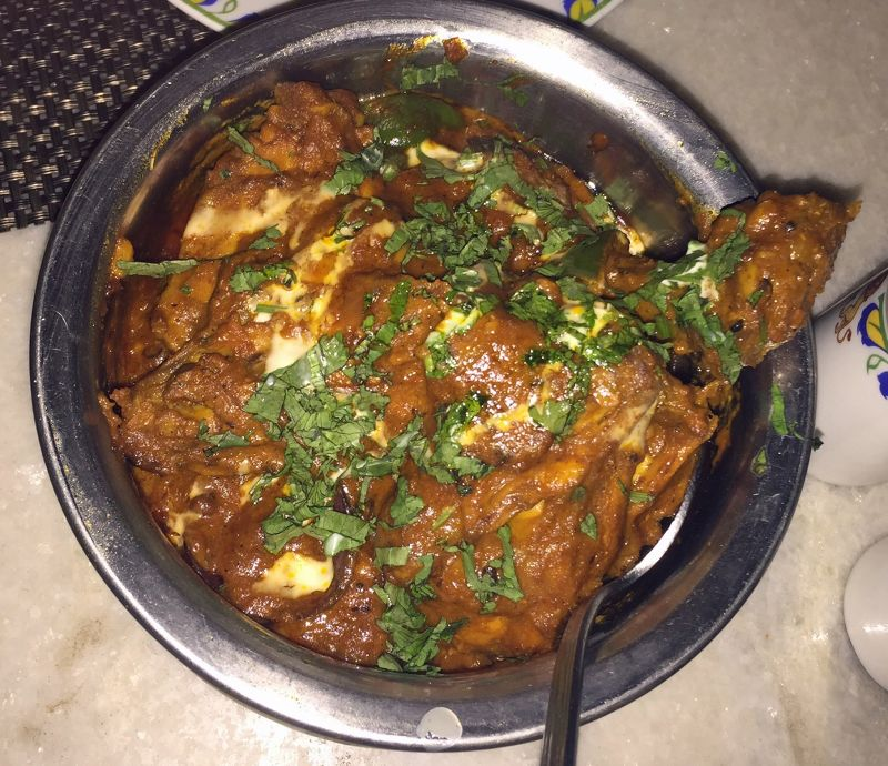 Rajasthani chicken - Jaipur