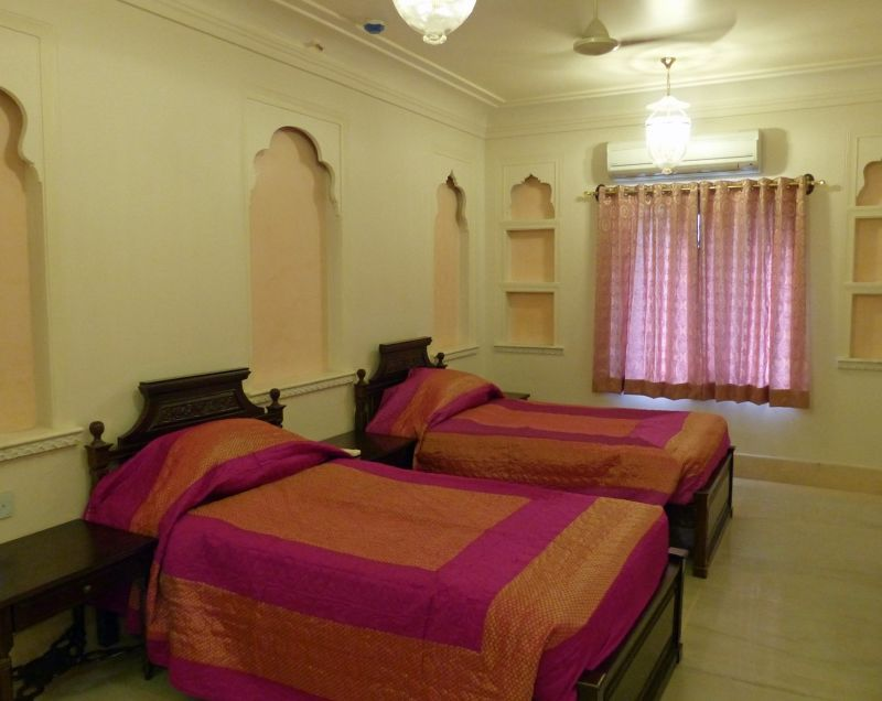 Our room at Shahpura House - Jaipur