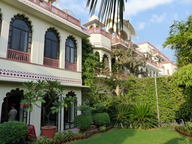 Garden of Shahpura House - Jaipur
