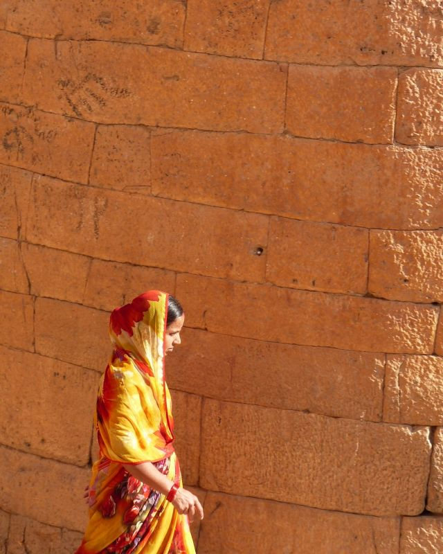 By Suraj Pol - Jaisalmer Fort