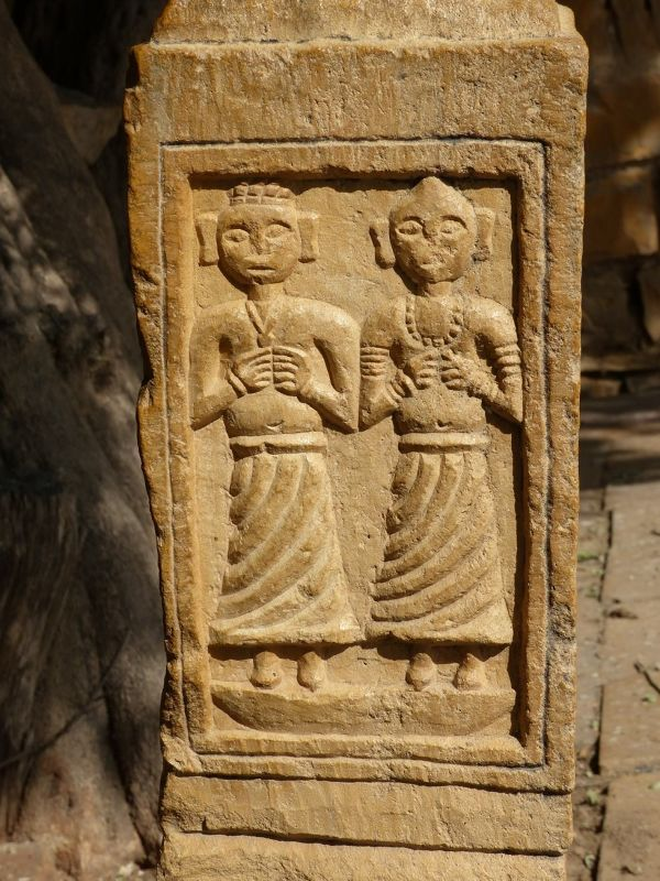 Sati memorials, Gadisar Lake - Jaisalmer