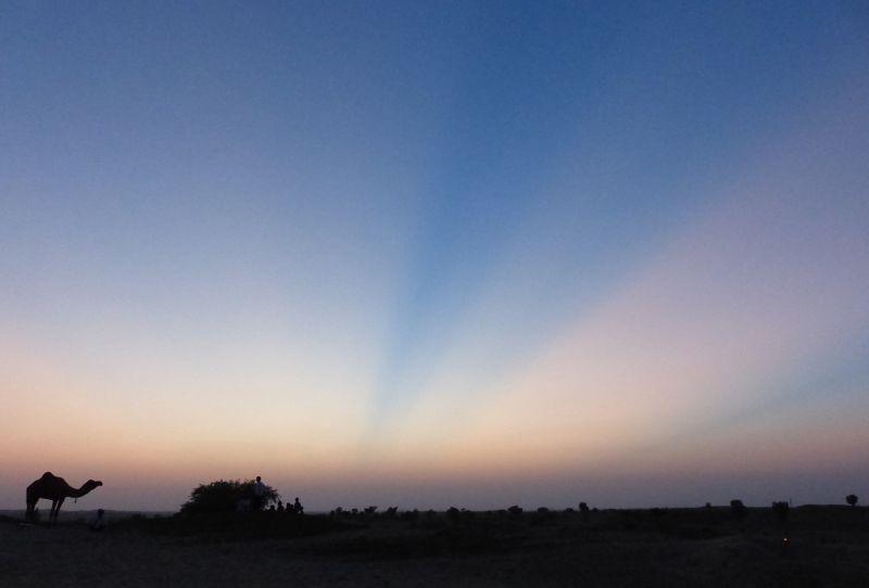 Samsara sunset - Dechu
