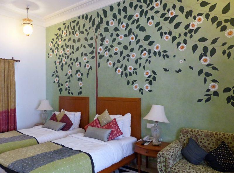 The room we had use of at Samsara - Dechu