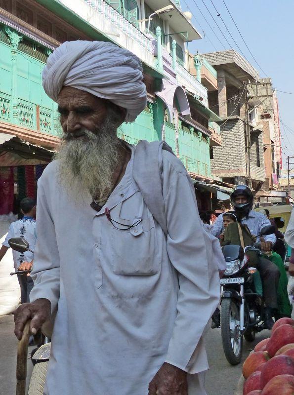 In Sardar Market - Jodhpur