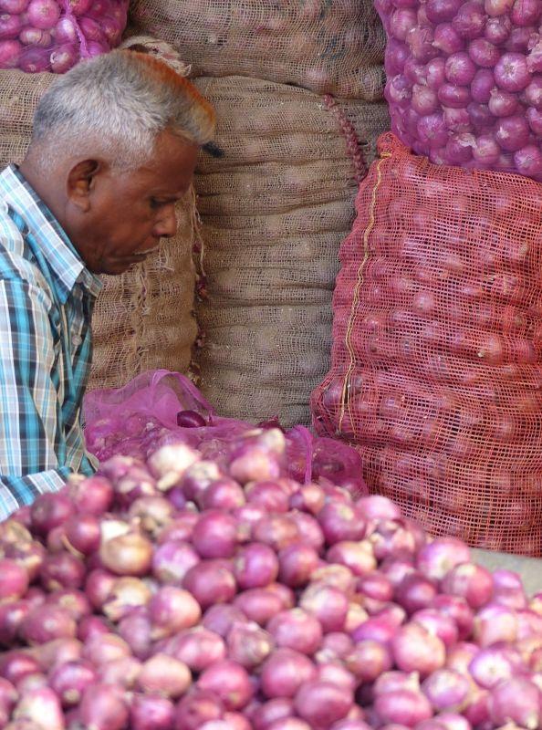 Shallots shop - Jodhpur