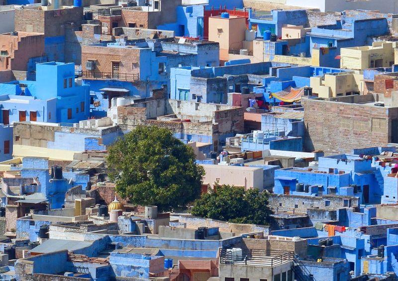 The Blue City - Jodhpur