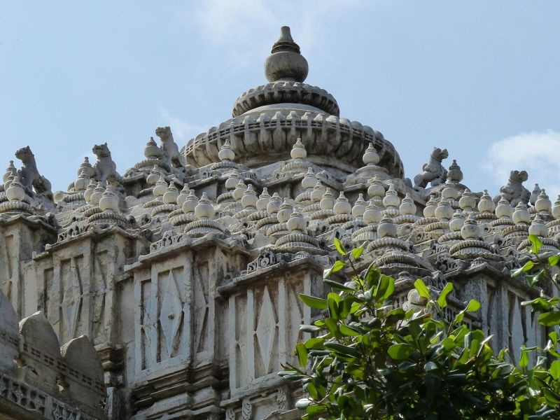 Roof detail - Ranakpur