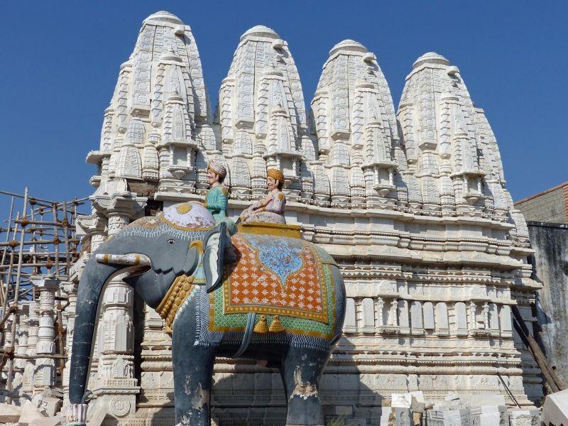 Main temple - Narlai