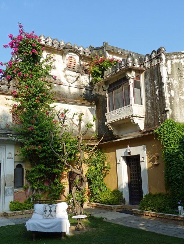 Pretty corner of the Rawla Narlai