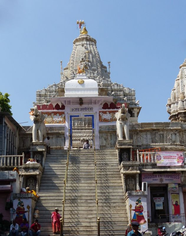 Jagdish Temple - Udaipur