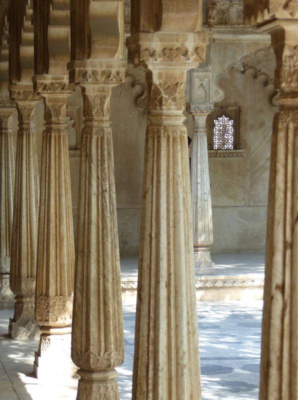 Badi Mahal, City Palace - Udaipur