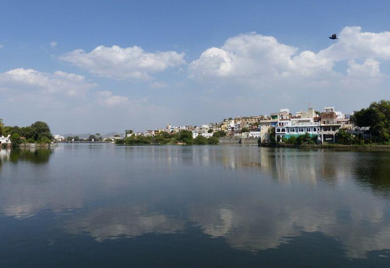 Swaroop Sagar - Udaipur