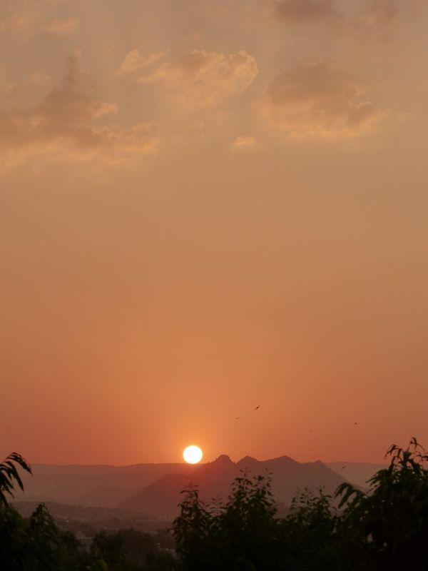 Udaipur sunsets - Udaipur