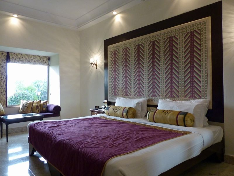 Our room - Udaipur