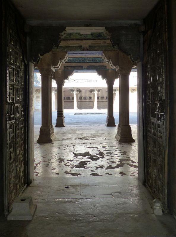 Chhatra Mahal - Bundi Palace