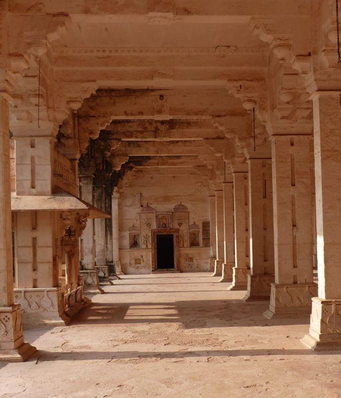 Hall of Public Audience - Bundi Palace
